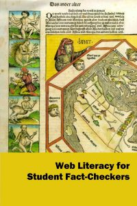 Cover of Web Literacy for Student Fact-Checkers by Mike Caulfield